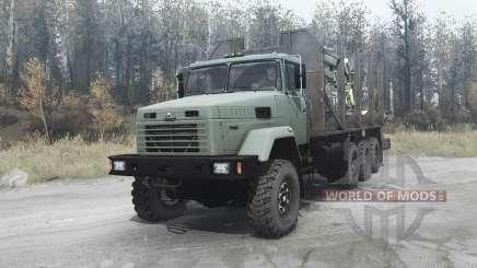 KrAZ 7140Н6 2004 for MudRunner