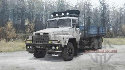 KrAZ 250 1978 for MudRunner