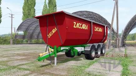 Zaccaria ZAM 200 DP8 Super Plus v1.1 for Farming Simulator 2017