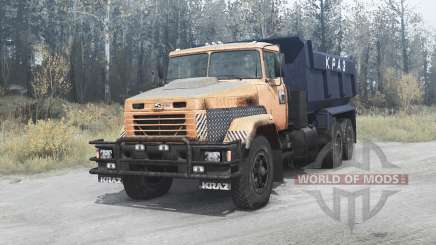 KrAZ 6510 for MudRunner