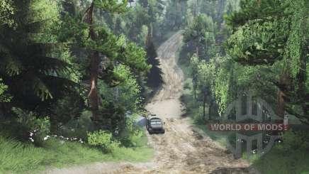 Irkutsk oblast for Spin Tires