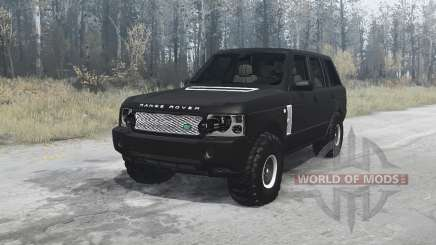 Land Rover Range Rover Supercharged (L322) 2005 for MudRunner