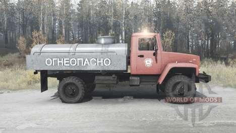 GAZ 3308 Sadko for Spintires MudRunner