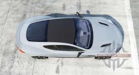 Aston Martin Vanquish 2013 for BeamNG Drive