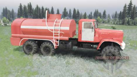 KrAZ 255B AC 8.5 for Spin Tires