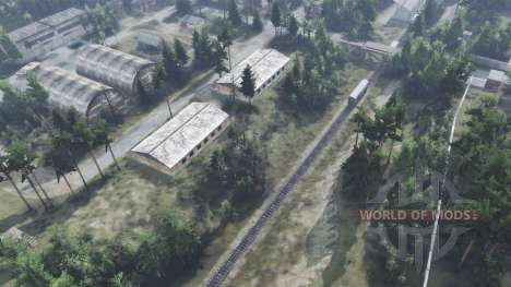 Shadow of Chernobyl 2 v1.1 for Spin Tires