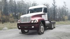Freightliner Century Class Day Cab for MudRunner