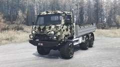 UAZ 452ДГ for MudRunner