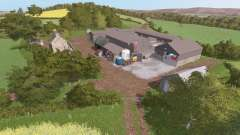 Coldborough Park Farm for Farming Simulator 2017