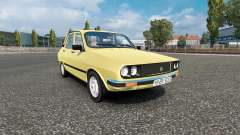 Renault 12 Routier 1982 for Euro Truck Simulator 2