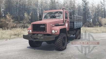 GAZ 3308 Sadko for MudRunner