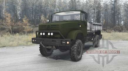 ZIL-4327 for MudRunner