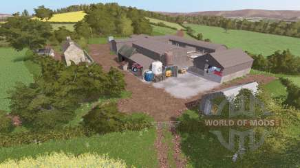 Coldborough Park Farm for Farming Simulator 2017