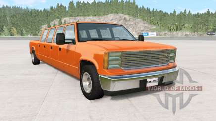 Gavril D-Series Mega Cab for BeamNG Drive
