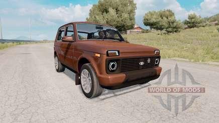 LADA Niva Urban (21214) 2015 for Euro Truck Simulator 2