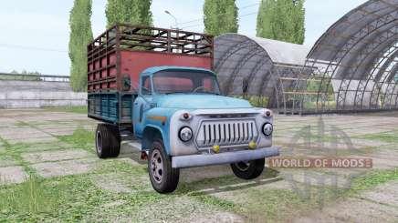GAZ 52 for Farming Simulator 2017