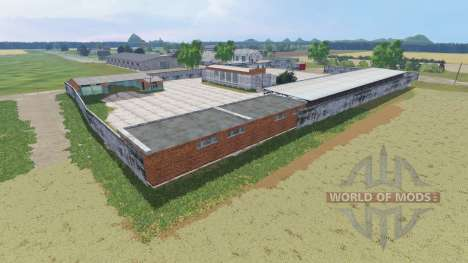 Hutorovka for Farming Simulator 2015