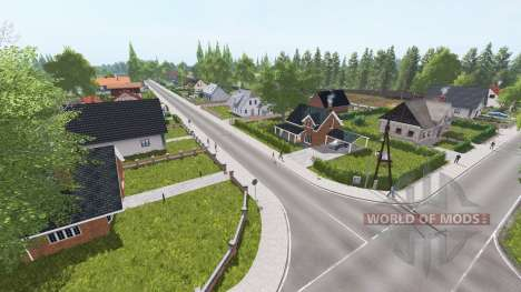 Mappinghausen for Farming Simulator 2017