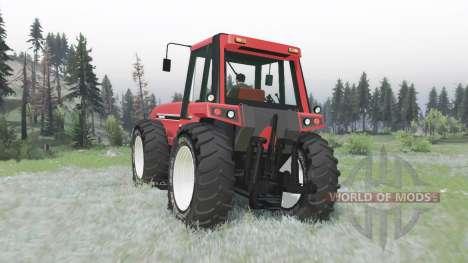 International Harvester 7488 1984 for Spin Tires