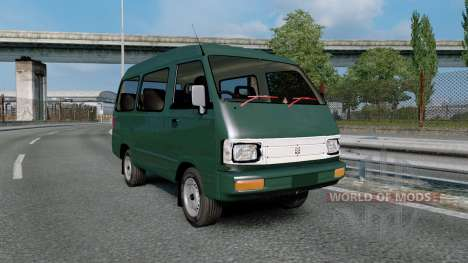 Suzuki Carry for Euro Truck Simulator 2