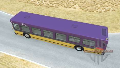 Wentward DT40L King County v0.8 for BeamNG Drive