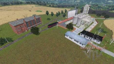 Gorzkowa for Farming Simulator 2017