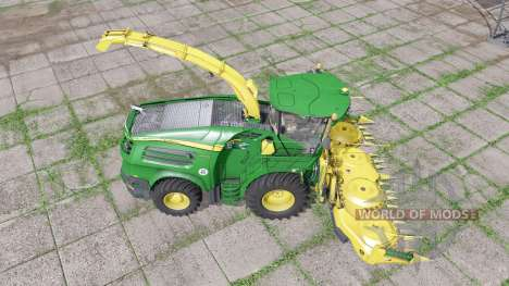 John Deere 8400i for Farming Simulator 2017