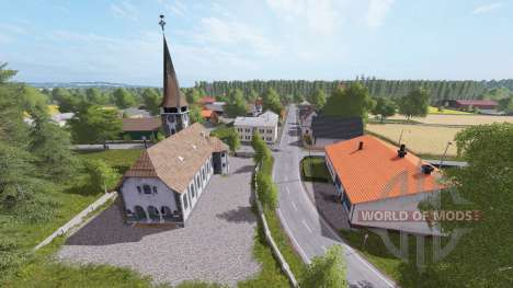 Stenberg for Farming Simulator 2017