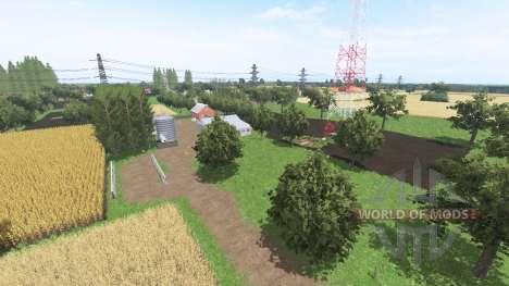 Polish farm for Farming Simulator 2017