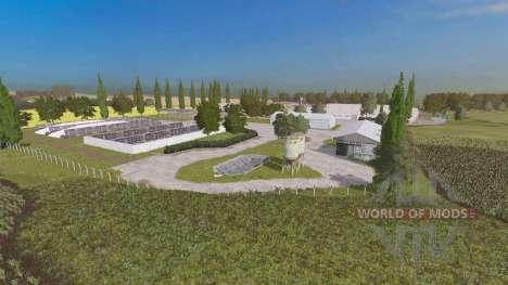 Mecklenburg for Farming Simulator 2017