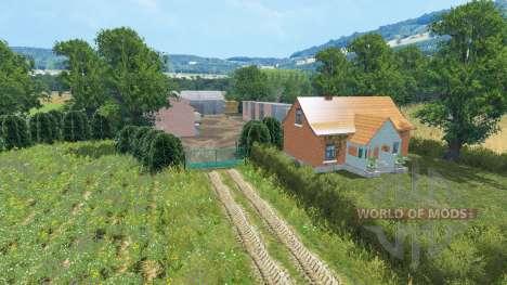 Srednia Wies for Farming Simulator 2015