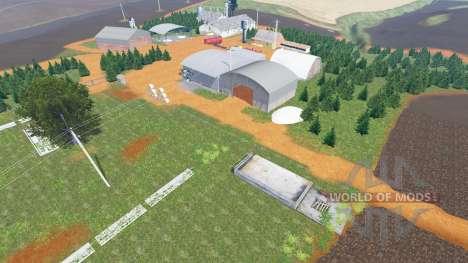 Paranazao for Farming Simulator 2015