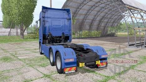 Scania S 480 for Farming Simulator 2017