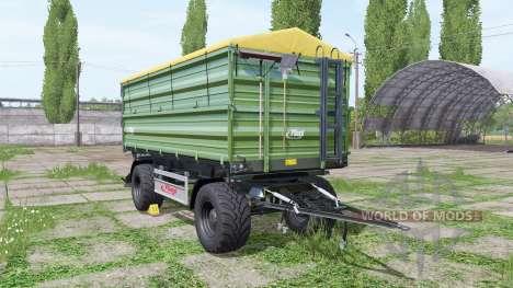 Fliegl DK 180-88 Maxum for Farming Simulator 2017