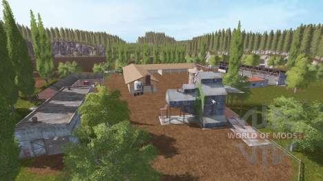Newbie Farm for Farming Simulator 2017