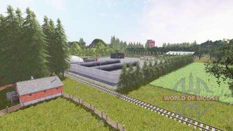Crampton Isle for Farming Simulator 2017
