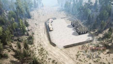 Logging 02 for Spintires MudRunner