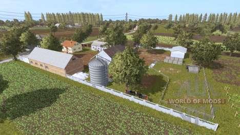 The Lublin region for Farming Simulator 2017