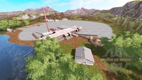Pacific Inlet Logging for Farming Simulator 2017