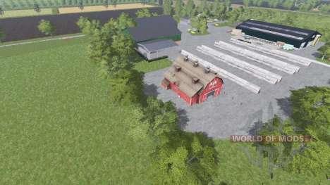 North Brabant for Farming Simulator 2017