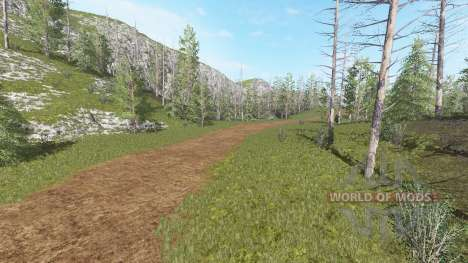 Pacific Inlet Logging for Farming Simulator 2017