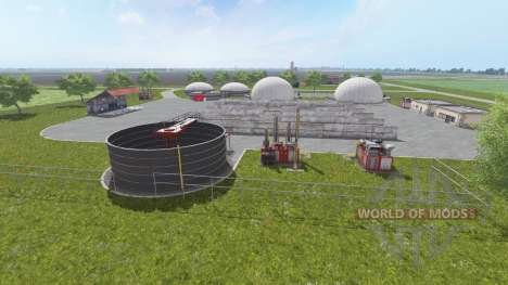 Saxony for Farming Simulator 2017