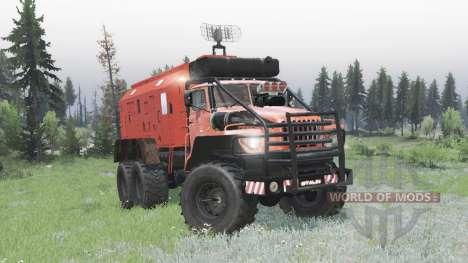 Ural Polyarnik v17.07.18 for Spin Tires