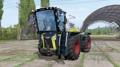 CLAAS Xerion 4000 SaddleTrac for Farming Simulator 2017
