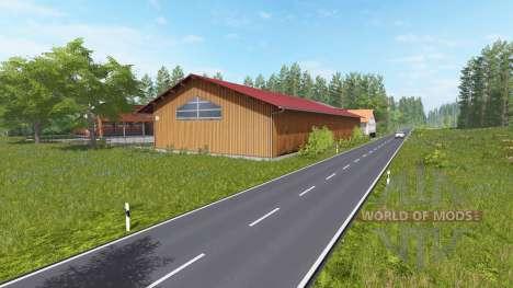 Hinterland for Farming Simulator 2017
