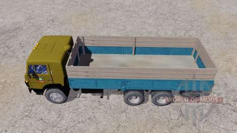 KamAZ 53212 for Farming Simulator 2013