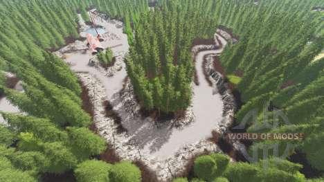 Islands v2.2 for Farming Simulator 2017
