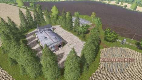 Thuringer Oberland v1.2 for Farming Simulator 2017