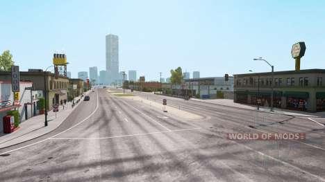Coast to Coast for American Truck Simulator