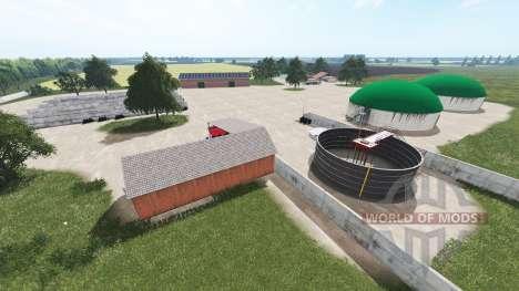 Goddenstedt for Farming Simulator 2017